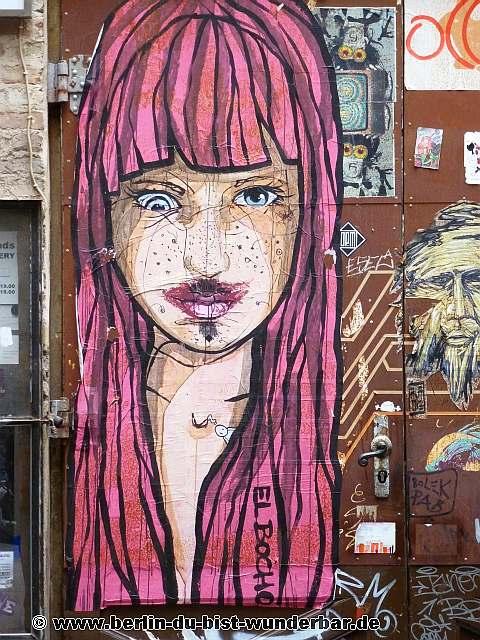 berlin, streetart, graffiti, kunst, stadt, artist, strassenkunst, murals, werk, kunstler, art, El Bocho