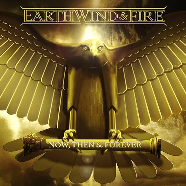 Earh Wind & Fire - Now Then & Forever - copertina tracklist traduzioni testi video download