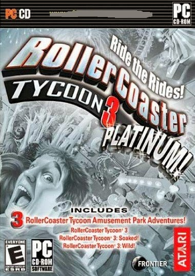 Roller Coaster Tycoon 3 Platinum Edition