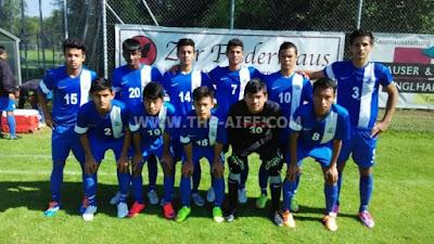 India U-16 3-1 Eintracht Frankfurt U-16