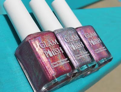 Glam Polish Think Pink Trio