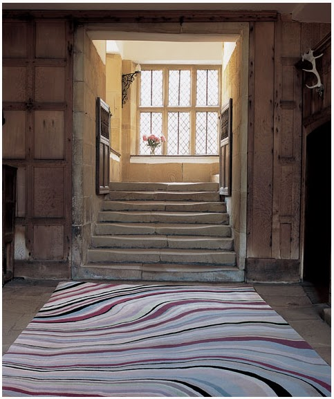 paint rubber backing rugs