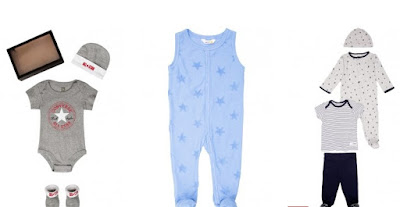 contoh model baju bayi terbaru masa kini