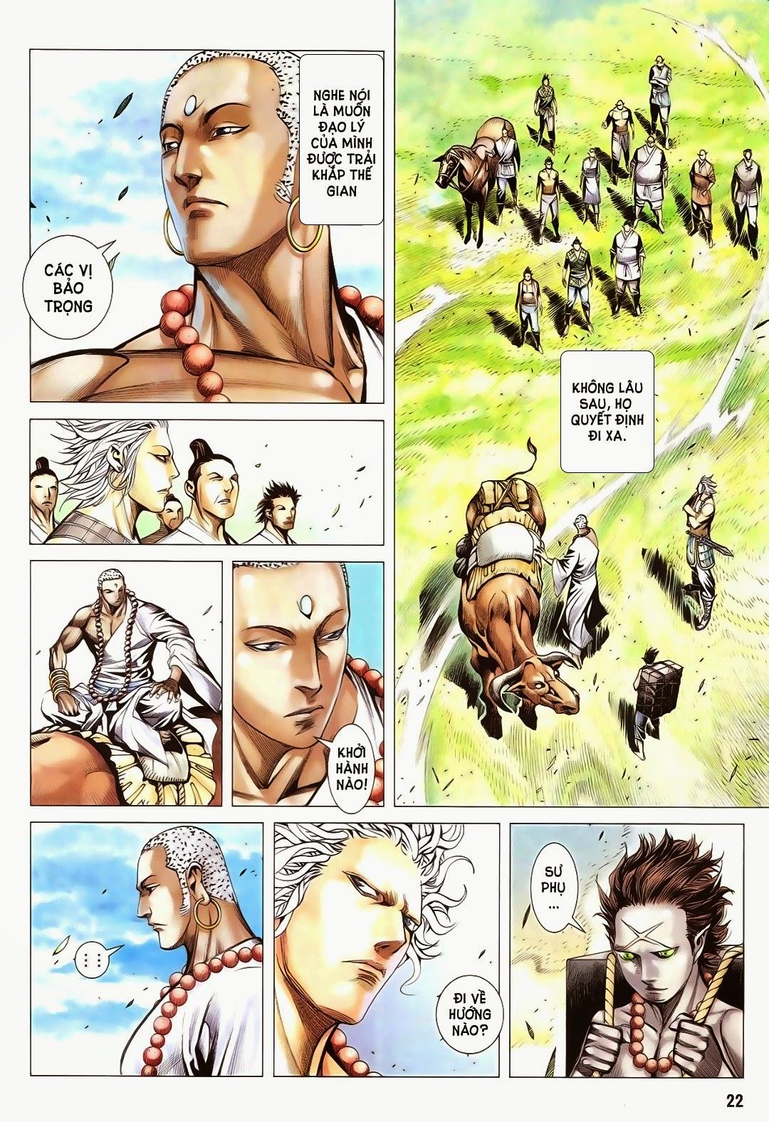 Phong Thần Ký chap 181 - Trang 20