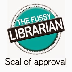 FUSSY LIBRARIAN APPROVED