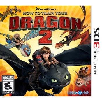 Como entrenar a tu dragón 2 (Español) (Nintendo 3DS)