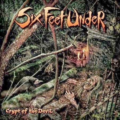 Six Feet Under -  Crypt Of The Devil album