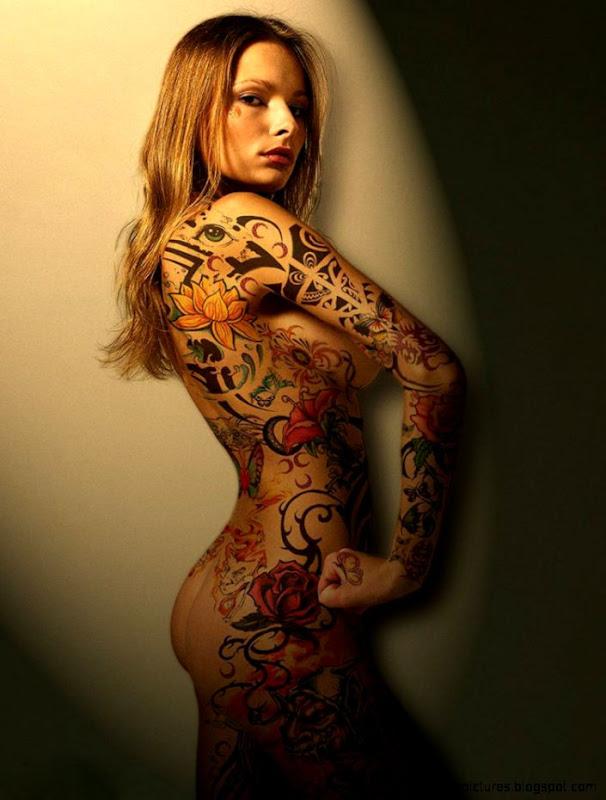 BODY ART TATTOO image galleries