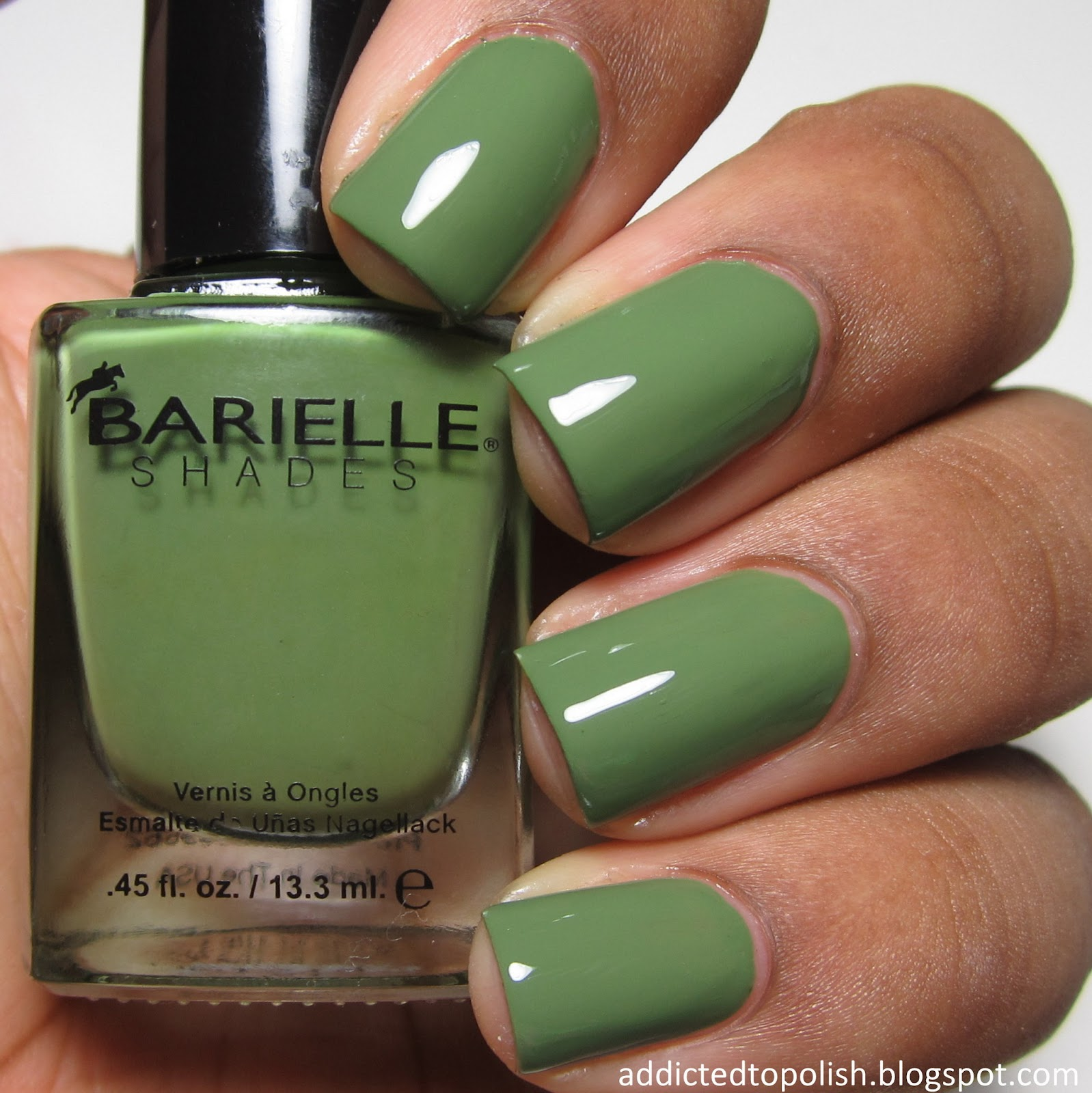 Barielle Irish Eyes Jetsetter Fall Winter 2014