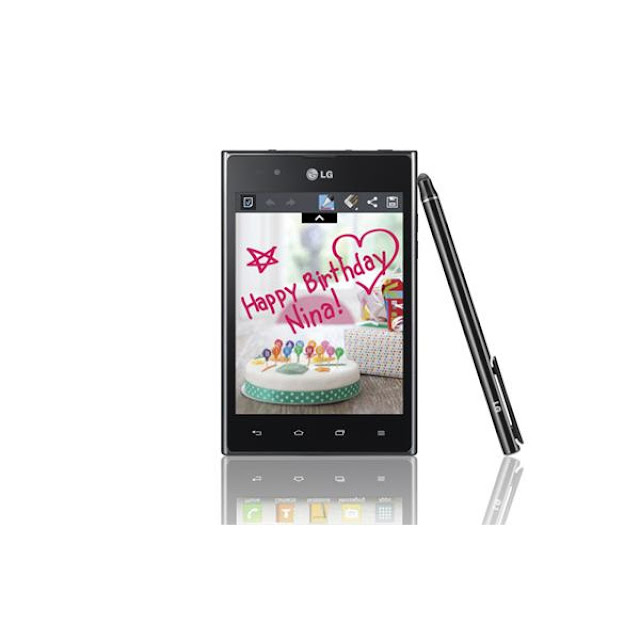 LG OPTIMUS VU New Android Smartphone Mobile Phone Photos, Features Images and Pictures 19