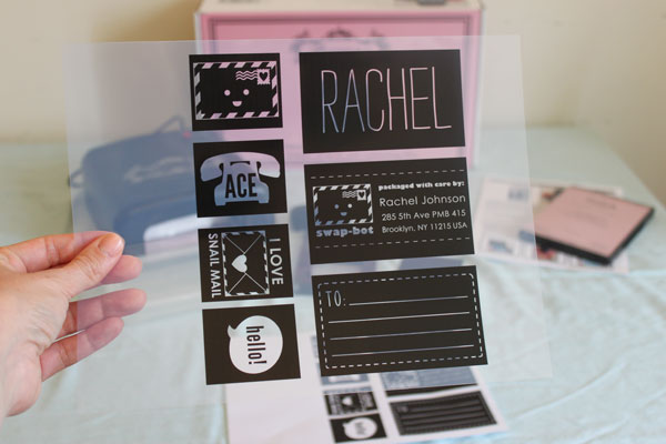 Teresa collins stampmaker - make your own custom stamps