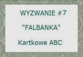 F jak Falbanka
