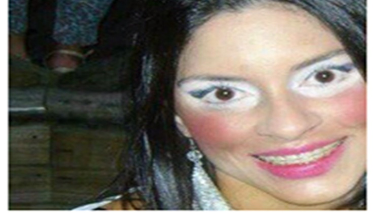 maquillaje mapache