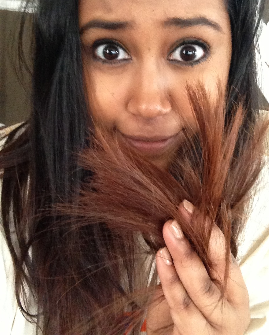 Dark Brown Hair With Caramel Ombre I must've had that hair color