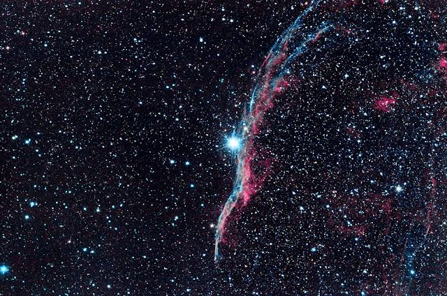 West Veil Nebula