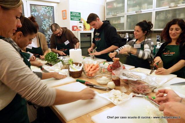 Chef per caso corso base di cucina - Corso base di cucina ...