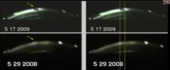 UFO Footage So Clear You Can See The Pilot