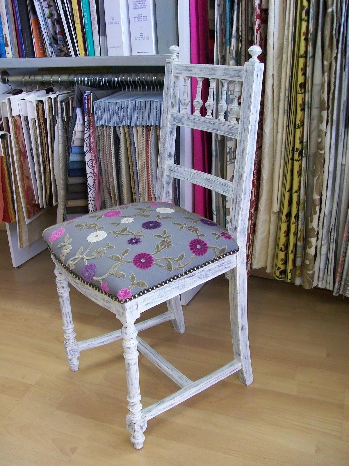 L 39 chaise henri ii for Mesure d une chaise