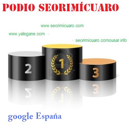 seorimícuaro google españa