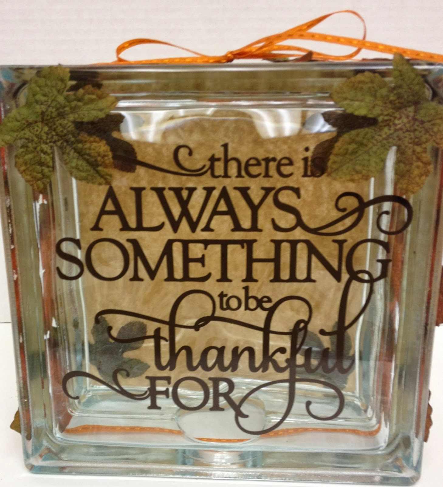 Glass block crafts projects - Glass Block Crafts Projects I Truly Can Not Get Enough Of These Glass Block Projects