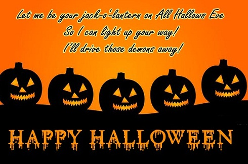 Nice Halloween Quotes And Sayings