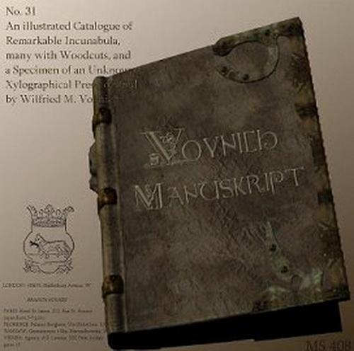 la caja negra del misterio ms 408 el manuscrito voynich