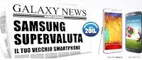 Samsung: rottamazione smartphone