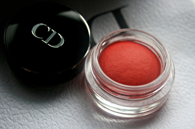 DIOR Diorblush Cheek Creme in Panama Dior Pop Art Summer Mix Collection Review, Photos & Swatches