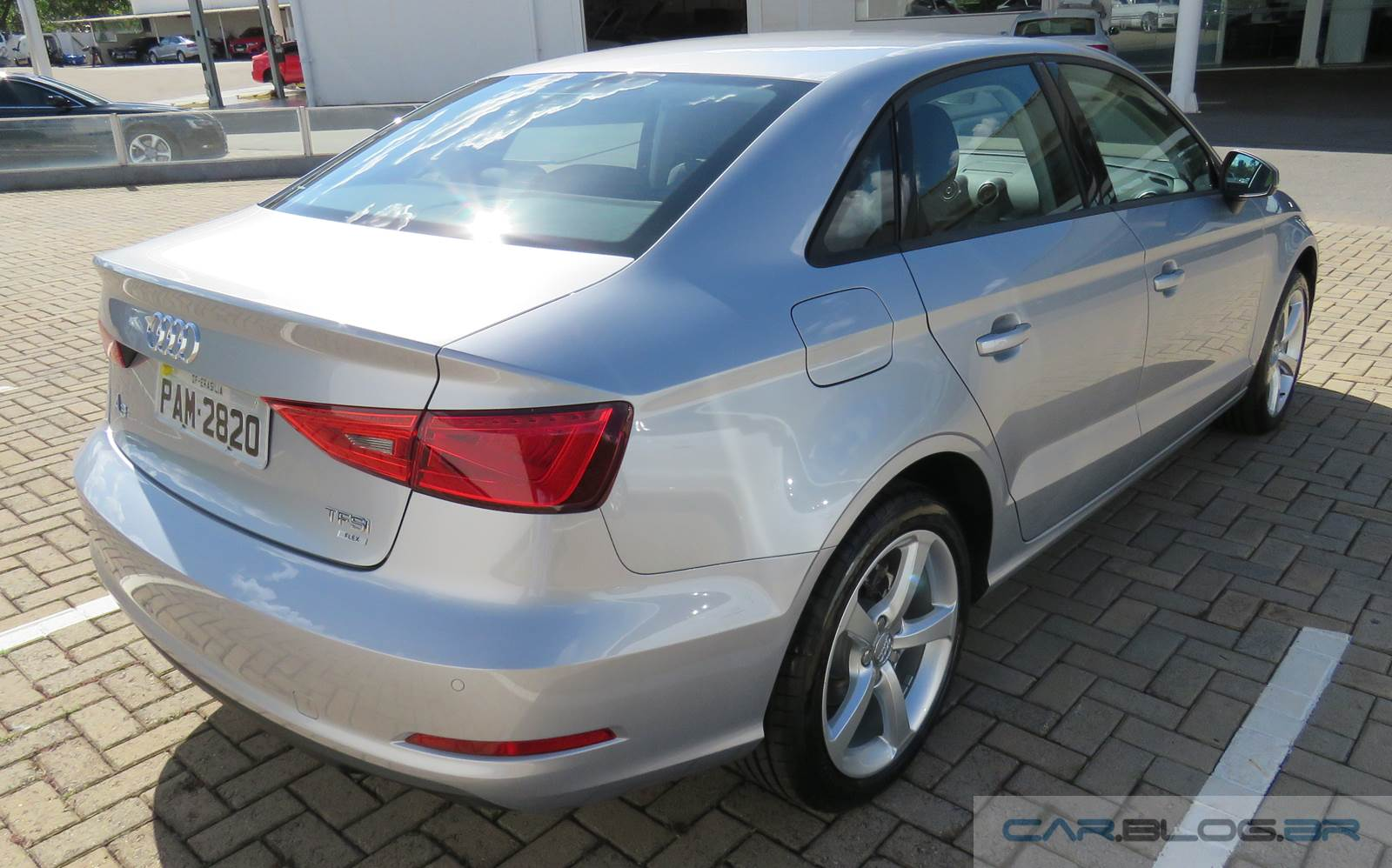 Novo Audi A3 Sedan 1.4 Flex Nacional