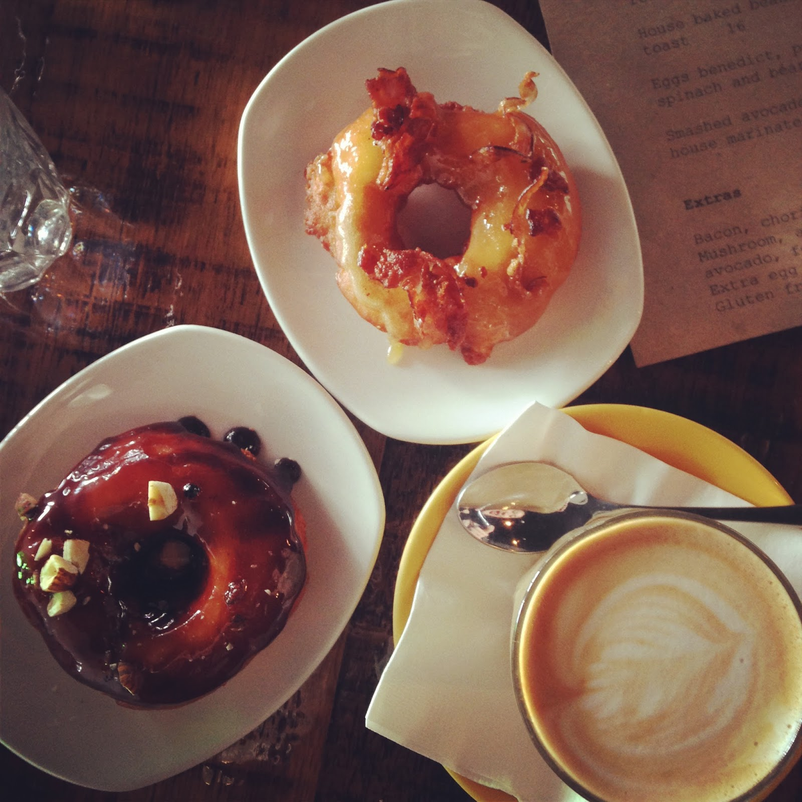 Adelaide, Breakfast, Brunch, Devour , Richmond
