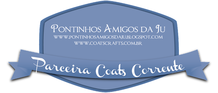 Parceira Coats Corrente