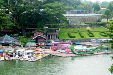 Danau Lido, Taman Rekreasi Di Sukabumi, Jawa Barat
