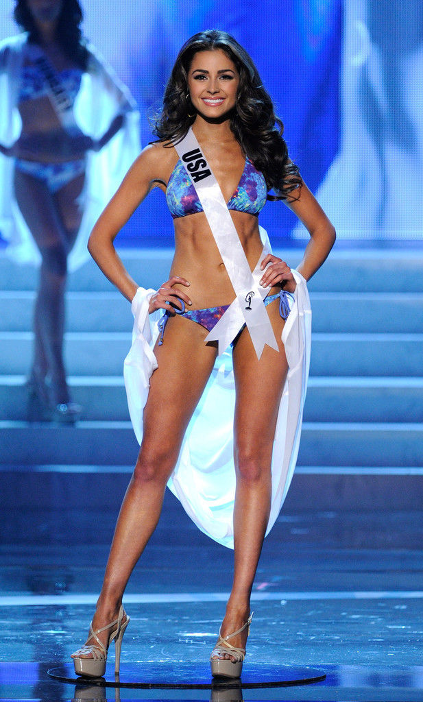 Miss USA Olivia Culpo is Miss Universe 2012 ~ Damn Cool Pictures