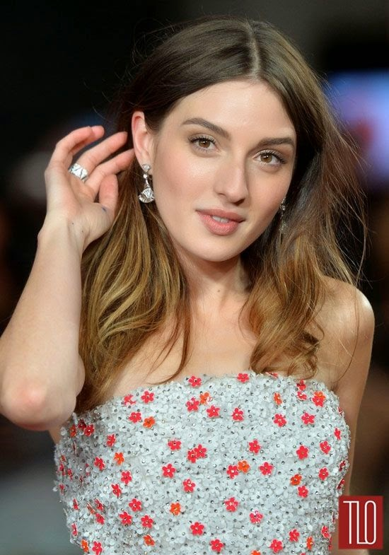 Conscious or not! Maria Valverde has the potential to make a difference when it comes to get another possibility.  Lead the way to stepping out in a white full skirt, the 27-year-old looked simply wonderful at the Premiere of Exodus: Gods and Kings.  Maria obviously decided to flaunting her posivite side as she having made a public debut with Christian Bale and wife, Sibi Blazic at London, England , Golshifteh Farahani, Andrew Tarbet, Giannina Facio, Sir Ridley Scott, and Sir Ben Kingsley on Wednesday, December 3, 2014.