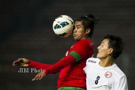 Hasil Timnas vs Kyrgyzstan