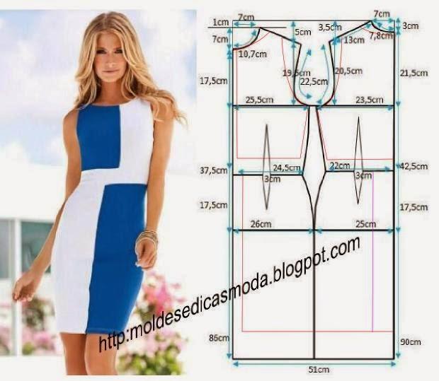 Как сшить простое платье своими руками для  484