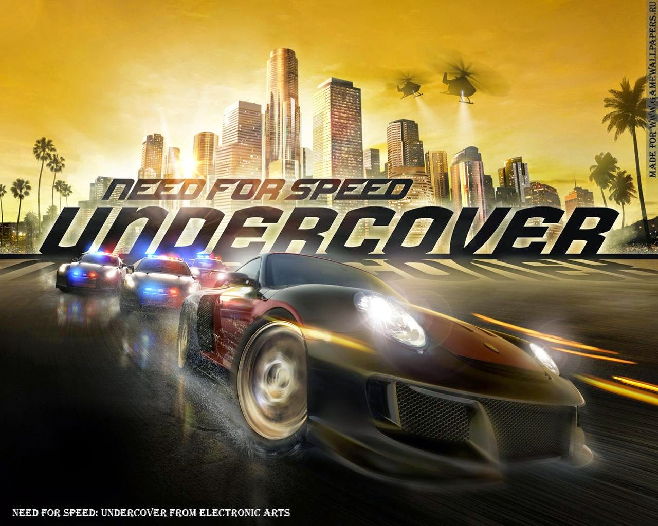 Need For Speed Undercover Download Game For PC