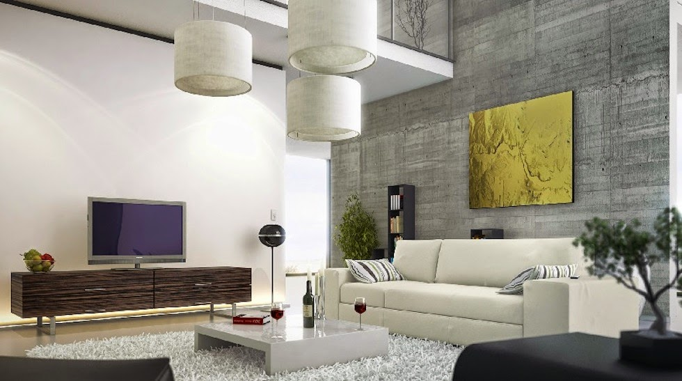 modern living rooms
