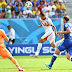 Delusione Italia, ora il match contro Cavani e Suarez