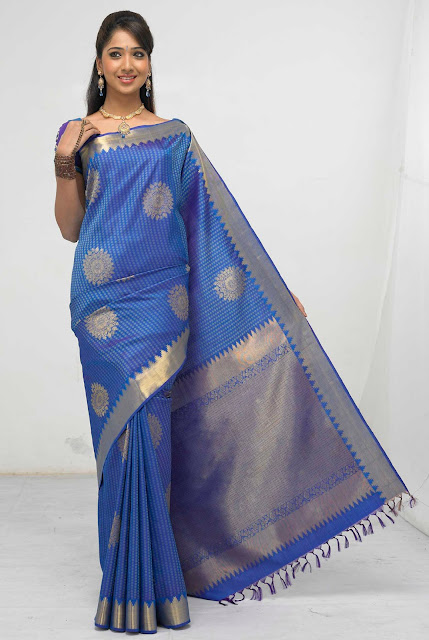 Theme silk sarees is the new and unique collections of sarees and each saree is designed and created based on the Theme, so its named like Theme Sarees
