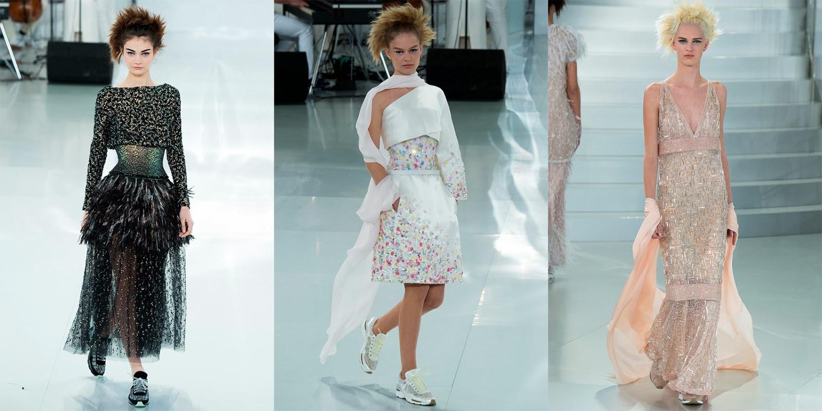 Chanel Alta Costura primavera/ verano 2014