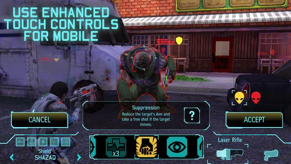 XCOM Enemy Unknown full apk