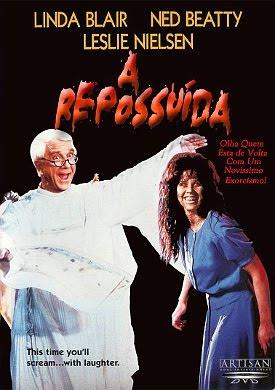 Filme Poster A Repossuída DVDRip XviD & RMVB Dublado
