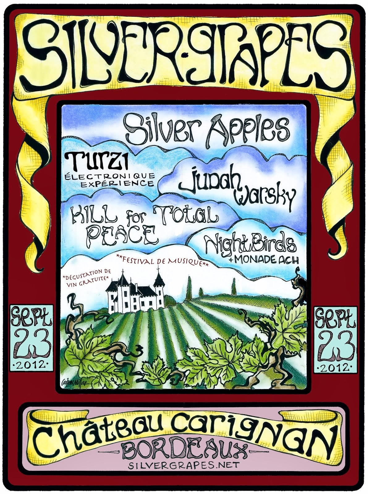 Silver Grapes Music Festival
