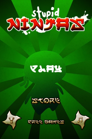 Stupid Ninjas Free App Game By GameResort LLC