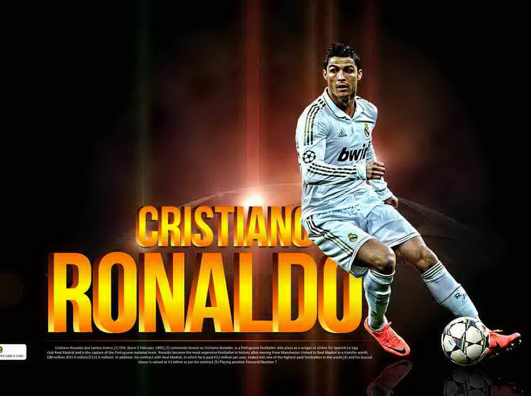 Cristiano Ronaldo Top Scorer Of Real Madrid 2012