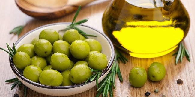 minyak zaitun boleh digunakan oleh pelbagai peringkat umur
