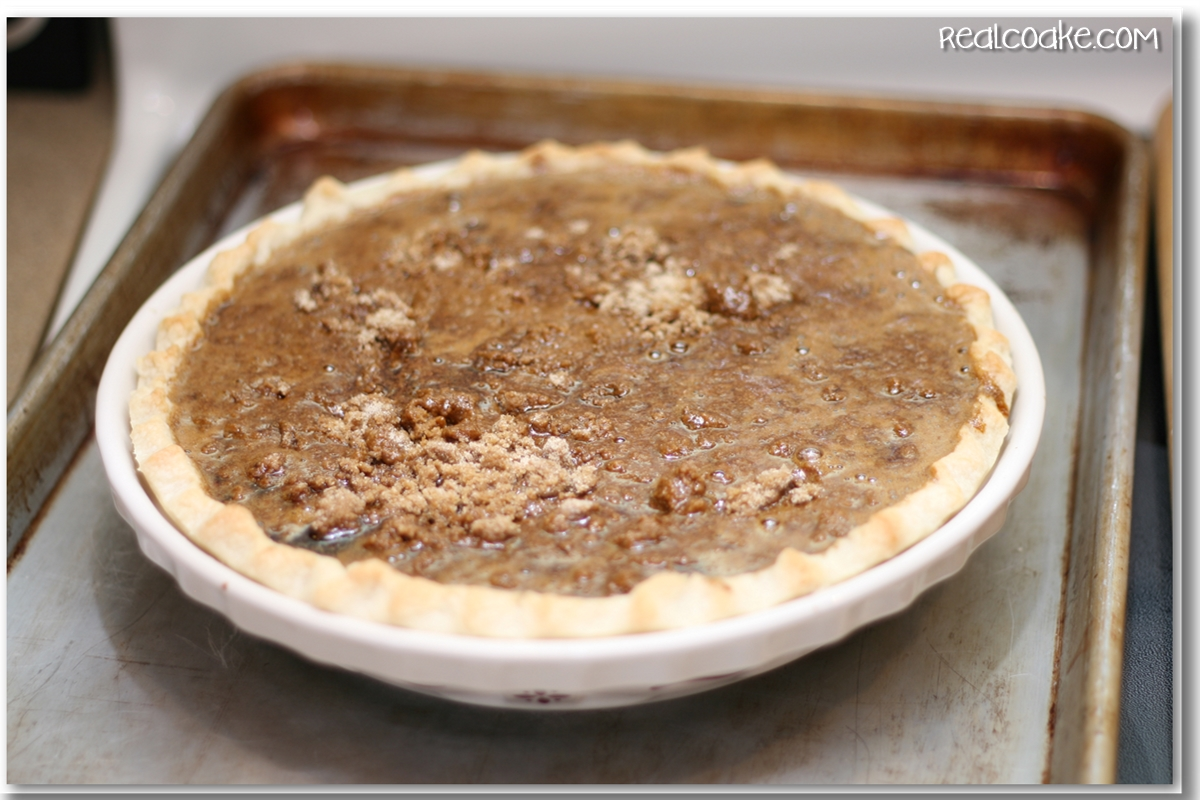 Shoo Fly Pie >> Shoo Fly Pie - The Real Thing with the Coake Family