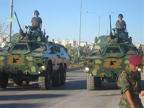 Fuerzas Armadas de Jordania Jordan+Ratel