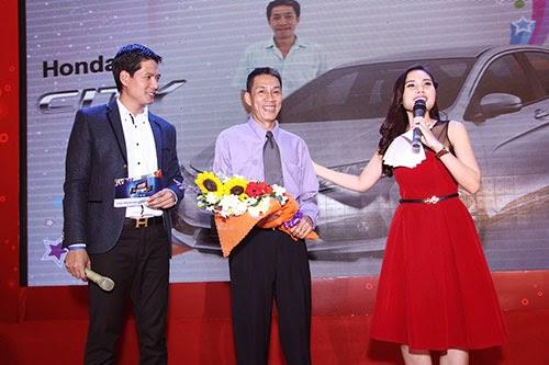 """Lễ trao giải chương trình khuyến mại """"Đón Bình Minh - Rinh quà khủng"""" đợt 2"""